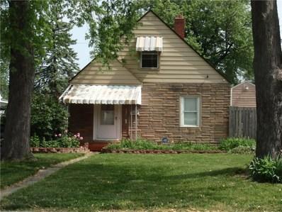 4552 Brookville Road, Indianapolis, IN 46201 - #: 21567690