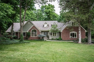 4414 Woodhaven Drive, Zionsville, IN 46077 - #: 21567711