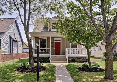 2423 N New Jersey Street N, Indianapolis, IN 46205 - #: 21567724