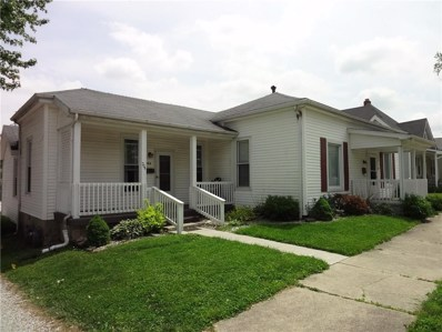 702 N Broadway Street, Greensburg, IN 47240 - MLS#: 21567752