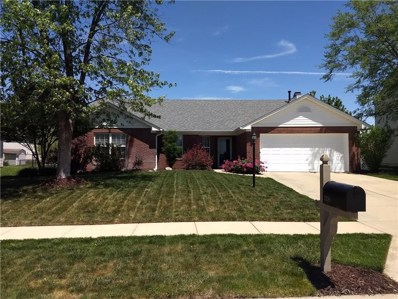 7326 Samuel Drive, Indianapolis, IN 46259 - #: 21567832
