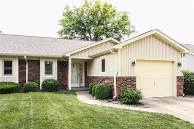 1917 Ticen Court UNIT 1917, Beech Grove, IN 46107 - MLS#: 21567842