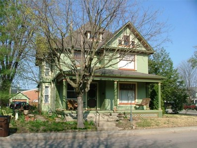 302 S Walnut Street, Edinburgh, IN 46124 - MLS#: 21567900