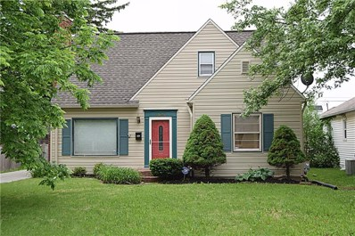 2509 Dell Zell Drive, Indianapolis, IN 46220 - MLS#: 21567919