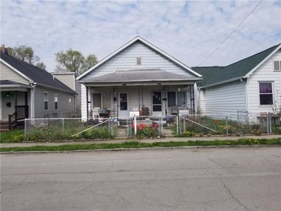 1322 Lee Street, Indianapolis, IN 46221 - MLS#: 21567977