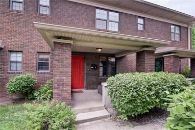 520 Sutherland Avenue UNIT D, Indianapolis, IN 46205 - MLS#: 21567980