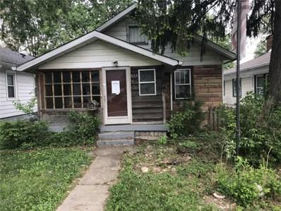 950 N Drexel Avenue, Indianapolis, IN 46201 - #: 21568017