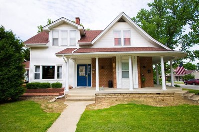 703 N Broadway Street, Greensburg, IN 47240 - MLS#: 21568045
