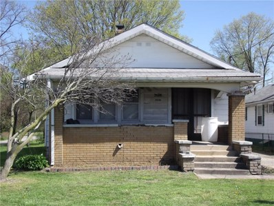 3836 W Washington Street, Indianapolis, IN 46241 - #: 21568141