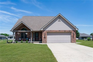 156 Chateau Drive, Pendleton, IN 46064 - #: 21568158