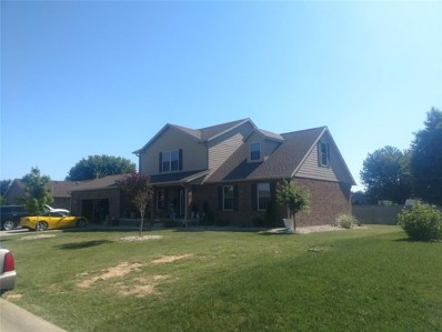 706 S Weatherby Court, Greensburg, IN 47240 - MLS#: 21568231