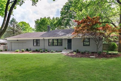 7909 Meadowbrook Drive, Indianapolis, IN 46240 - #: 21568248