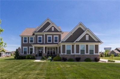 563 Windwood Court, Brownsburg, IN 46112 - #: 21568263