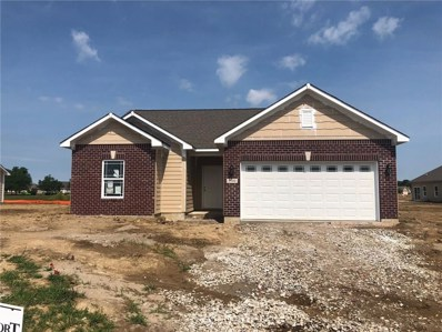 1540 Bush Way, Shelbyville, IN 46176 - MLS#: 21568271
