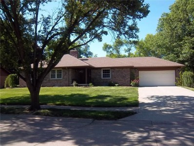 1102 Selkirk Lane, Indianapolis, IN 46260 - MLS#: 21568276