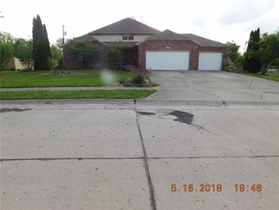 1712 Pippin Drive, Greenfield, IN 46140 - MLS#: 21568323