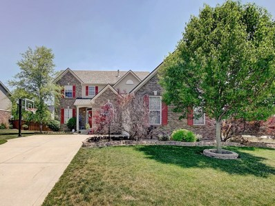 8643 N Commonview Drive, McCordsville, IN 46055 - #: 21568358