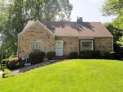 217 Edgewood Drive, Anderson, IN 46011 - #: 21568448