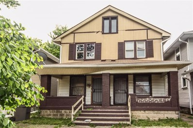 554 Eastern Avenue, Indianapolis, IN 46201 - #: 21569495