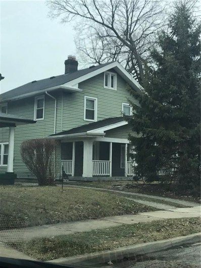 3922 Rookwood Avenue, Indianapolis, IN 46208 - #: 21569565