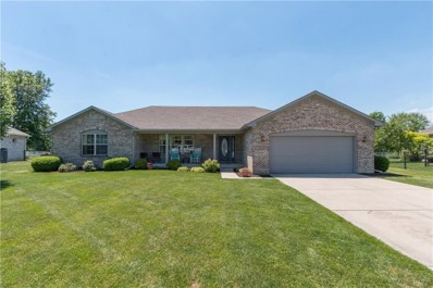 4222 S Kelly Drive, New Palestine, IN 46163 - MLS#: 21569599