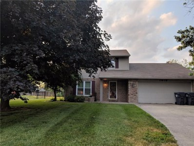 1818 Roundhill Drive, Anderson, IN 46013 - MLS#: 21569608