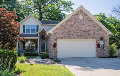 703 Pioneer Woods Drive, Indianapolis, IN 46224 - #: 21569611