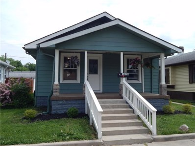 1028 S Tompkins Street, Shelbyville, IN 46176 - MLS#: 21569617