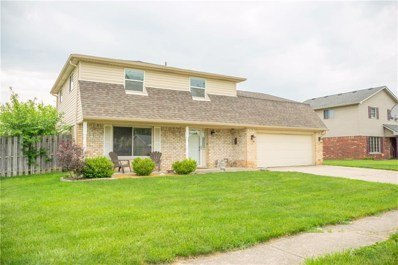2615 Andy Drive, Indianapolis, IN 46229 - MLS#: 21569723