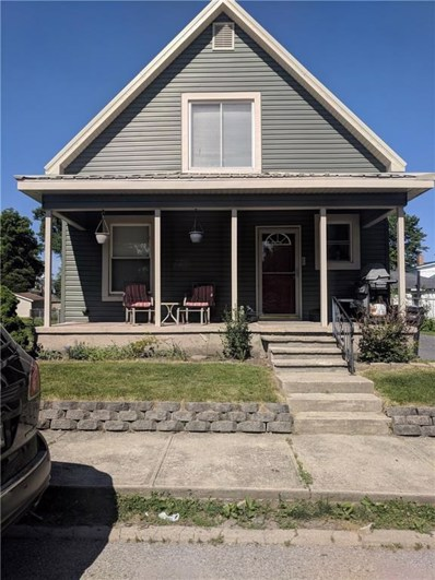 407 Sheridan Avenue, Crawfordsville, IN 47933 - #: 21569739