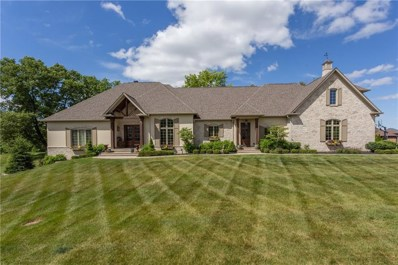 11628 Willow Springs Drive, Zionsville, IN 46077 - #: 21569758