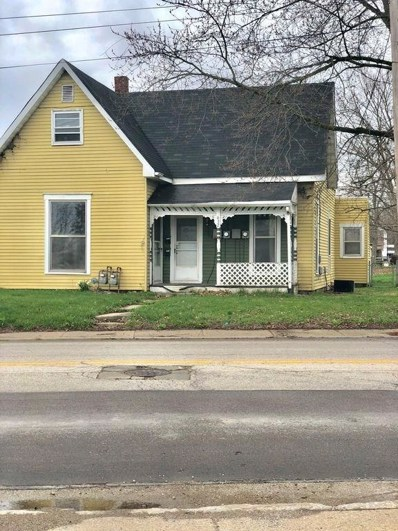 632 632 1\/2 S State Street, Greenfield, IN 46140 - MLS#: 21569789