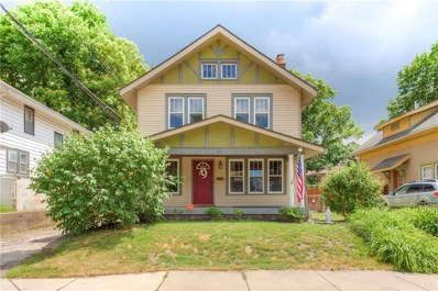 811 E 42nd Street, Indianapolis, IN 46205 - MLS#: 21569829