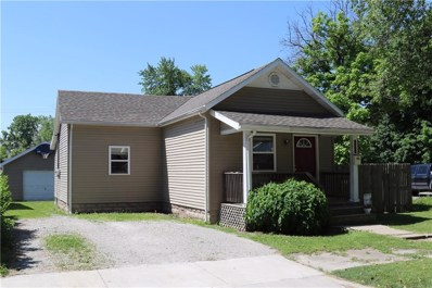 703 E College Street, Crawfordsville, IN 47933 - MLS#: 21569914