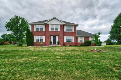 6065 E Smokey View Lane W, Mooresville, IN 46158 - MLS#: 21569923