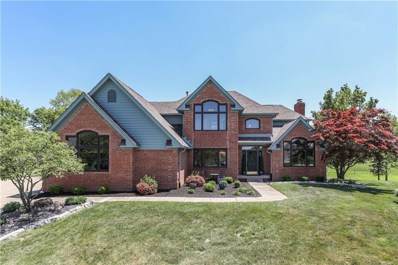2576 Lookout Court, Greenwood, IN 46143 - #: 21570020