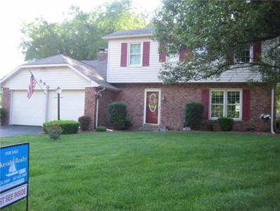 560 S Harbour Drive, Noblesville, IN 46162 - #: 21570032