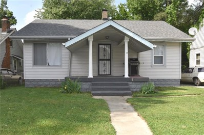 4930 Young Avenue, Indianapolis, IN 46201 - MLS#: 21570060