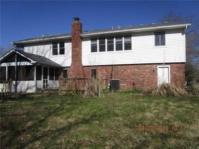 6029 E County Road 121 N, Avon, IN 46123 - MLS#: 21570088