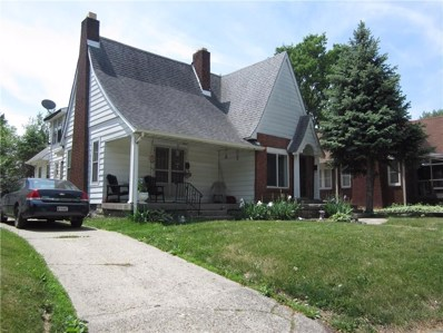 4915 Young Avenue, Indianapolis, IN 46201 - #: 21570116