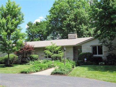 7585 Holliday Drive W, Indianapolis, IN 46260 - #: 21570164