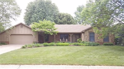 8844 Rocky Hill Road, Indianapolis, IN 46217 - #: 21570221