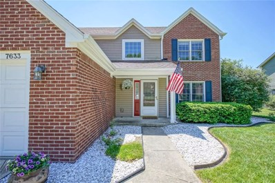 7633 Meadow Ridge Drive, Fishers, IN 46038 - MLS#: 21570240