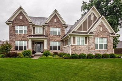 3256 Willow Bend Trail, Zionsville, IN 46077 - #: 21570247
