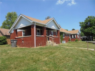 5227 E 10th Street, Indianapolis, IN 46219 - MLS#: 21570338