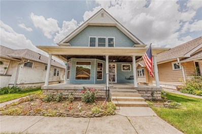 120 Wallace Avenue, Indianapolis, IN 46201 - #: 21570402