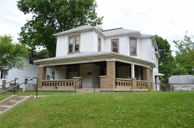 1127 N Temple Avenue, Indianapolis, IN 46201 - #: 21570416