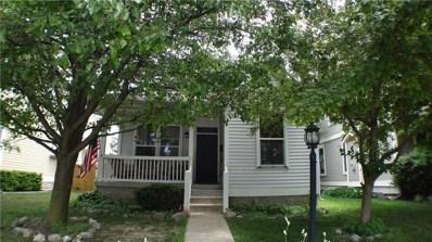 2425 N Delaware Street, Indianapolis, IN 46205 - MLS#: 21570431