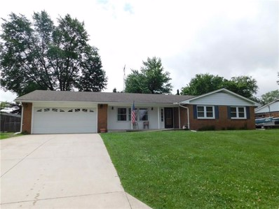 5205 Yellowwood Drive, Columbus, IN 47203 - #: 21570517