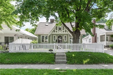 5441 Guilford Avenue, Indianapolis, IN 46220 - MLS#: 21570660